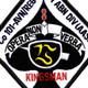 101st Airborne Aviation Division 101st Regiment B Company Patch | Center Detail
