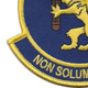 100th Operations Support Squadron Patch | Lower Left Quadrant