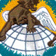 100th Fighter Squadron Patch | Center Detail
