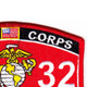 0932 Small Arms Weapons Instructor MOS Patch | Upper Right Quadrant
