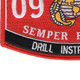 0911 Drill Instructor MOS Patch | Lower Left Quadrant
