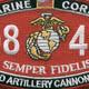 0841 Field Artillery Cannoneer MOS Patch | Center Detail