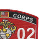 0802 Artillery Officer MOS Patch | Upper Right Quadrant