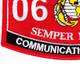 0699 Communications Chief MOS Patch | Lower Left Quadrant