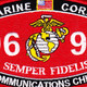 0699 Communications Chief MOS Patch | Center Detail