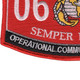 0691 Operational Communication Chief MOS Patch | Lower Left Quadrant