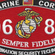 0681 MOS Information Security Technician Patch | Center Detail