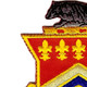 120th Field Artillery Regiment Patch | Upper Left Quadrant
