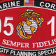 0511 Marine Air Ground Task Force Planning Specialist MOS Patch | Center Detail
