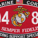 0481 Landing Support Specialist MOS Patch | Center Detail