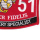 0451 Air Delivery Specialist MOS Patch | Lower Right Quadrant