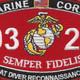 0324 Combat Diver Reconnaissance Man MOS Patch | Center Detail