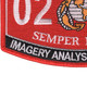 0241 Imagery Analysis Specialist MOS Patch   Lower Left Quadrant
