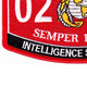 0231 Intelligence Specialist MOS Patch | Lower Left Quadrant