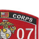 0207 Air Intelligence Officer Mos Patch | Upper Right Quadrant