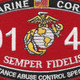 0149 Substance Abuse Control Specialist MOS Patch | Center Detail