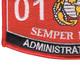 0141 Administration Man MOS Patch   Lower Left Quadrant