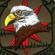 SERE Training Patch Return With Honor ACU | Center Detail