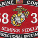 5831 MOS Correctional Specialist Patch | Center Detail