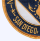 Naval Training Center San Diego California Patch