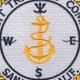 Recruit Training Command San Diego, California Patch | Center Detail