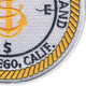 Recruit Training Command San Diego, California Patch | Lower Right Quadrant