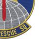 56th Rescue Squadron Patch   Lower Right Quadrant