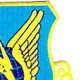 Pacific Air Command Patch | Upper Right Quadrant