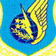 Pacific Air Command Patch | Center Detail