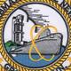 Naval Submarine Base New London Groton Connecticut Patch   Center Detail