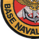 Naval Station Rota Spain Patch | Lower Left Quadrant