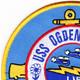LPD-5 USS Ogden Patch | Upper Left Quadrant