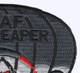 MQ-9 Reaper That Others May Die Patch Hook And Loop | Upper Right Quadrant