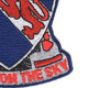 508th Airborne Infantry Regiment Patch Fury From The Sky Vietnam | Lower Right Quadrant