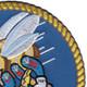 Mobile Construction Battalion Seabees Patch | Upper Right Quadrant