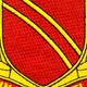506th Field Artillery Battalion Patch WWII   Center Detail