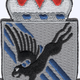 505th Airborne Infantry Regiment Patch H-Minus Vietnam | Center Detail