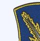 504th Airborne Infantry Regiment Patch Strike Hold | Upper Left Quadrant