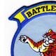 HSL-43 Patch Battle Cats | Upper Left Quadrant