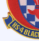 HS-4 Black Knights Patch