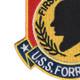 CVA-59 USS Forrestal Patch | Lower Left Quadrant
