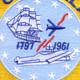 CV-64 USS Constellation Patch | Center Detail