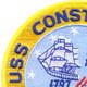CV-64 USS Constellation Patch | Upper Left Quadrant
