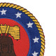 CV-62 USS Independence Patch | Upper Right Quadrant