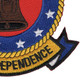 CV-62 USS Independence Patch | Lower Right Quadrant