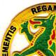 Chemical School Dragon Patch Elementis Regamus Proelium | Upper Left Quadrant