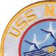 CVN-68 USS Nimitz Patch - Version N   Upper Left Quadrant