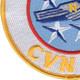 CVN-68 USS Nimitz Patch - Version N   Lower Left Quadrant