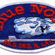Blue Nose 66.5 Degrees N. Latitude Patch | Center Detail