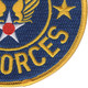 Army Air Force Patch Large | Lower Right Quadrant
